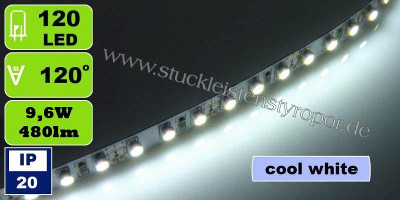 LED Streifen 3528 SMD mit 120 LEDs