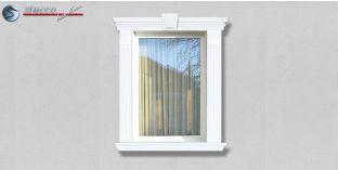29. Fassaden Idee: Fassadendesign zur Fensterumrandung / Türumrandung