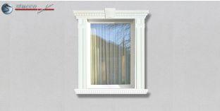 68. Fassaden Idee: Fassadenprofile zur Fensterumrandung / Türumrandung
