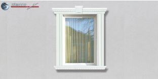 71. Fassaden Idee: Fassadenelemente als Fensterverzierung / Türverzierung
