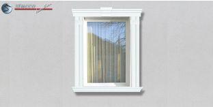 87. Fassaden Idee: Fassadenprofile zur Fensterumrandung / Türumrandung