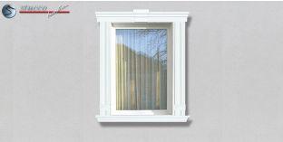 88. Fassaden Idee: Außenstuck zur Fensterumrandung / Türumrandung
