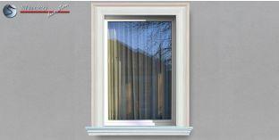 10. Fassaden Idee für Fensterumrandung / Türumrandung mit Fassadenelementen