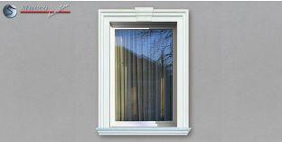 13. Fassaden Idee für Fassadenprofile zur Fensterverzierung / Türverzierung