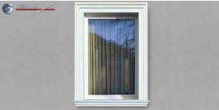 12. Fassaden Idee für Fensterverzierung / Türverzierung an der Hausfassade