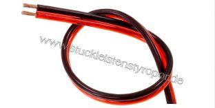 Verlängerungskabel zu LED Strips zweiadrig 1 mm2