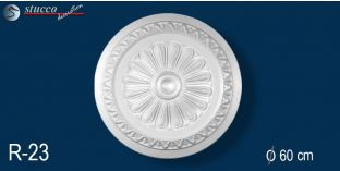 Marbet Design® Stuckrosetten R23