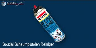 Soudal PU-Kleber 750 ml Aussenstuck