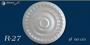 Styropor Rosette Marbet Design® R27