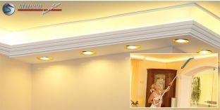 Lichtleiste für Kombi Beleuchtung Essen 190+202 PLEXI PLUS