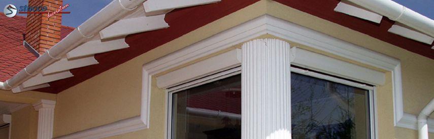Fassadenstuck Ergänzungselemente