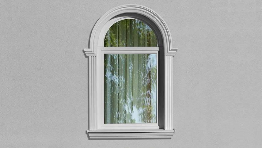 Ideen zur Fassadengestaltung Schritt für Schritt: 6. Flexible Stuckleisten