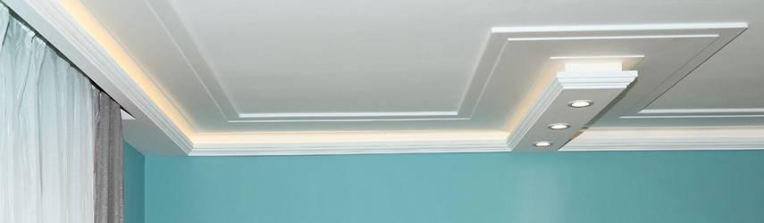 Vorhangleisten zu den LED Stuckleisten für indirekte Beleuchtung – Teil 2
