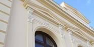 Sonderanfertigung für Fassadenstuck