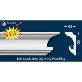 stuckleisten f r indirekte beleuchtung essen 202 plexi plus. Black Bedroom Furniture Sets. Home Design Ideas