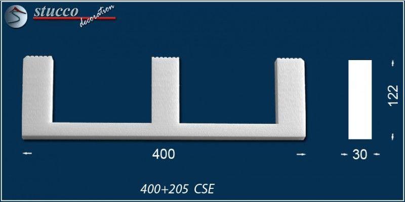 Lichtleiste für direkte und indirekte Beleuchtung München 400+205 ...