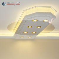 Led Lichtleiste Deckenbeleuchtung lichtleiste für direkte und indirekte beleuchtung münchen 400 2x205