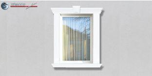 30. Fassaden Idee: Außenstuck zur Fensterumrandung / Türumrandung