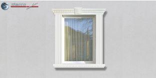 32. Fassaden Idee: Fassadenelemente als Fensterverzierung / Türverzierung