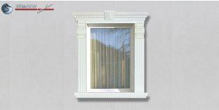 33. Fassaden Idee: Zierornamente in der Fensterverzierung / Türverzierung