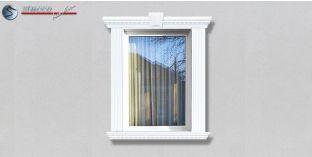 38. Fassaden Idee: Fassadenelemente als Fensterverzierung / Türverzierung