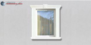 65. Fassaden Idee: Fassadenelemente als Fensterverzierung / Türverzierung