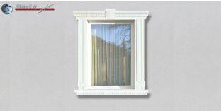 69. Fassaden Idee: Aussenstuck zur Fensterumrandung / Türumrandung