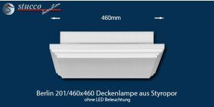 Berlin 201-460x460 Deckenlampe ohne LED Beleuchtung