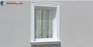6. Fassaden Idee zur Fensterumrandung / Türumrandung