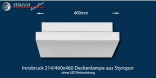 Innsbruck 214-460x460 Deckenlampe ohne LED Beleuchtung