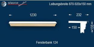 Komplette Fensterbank Ludwigshafen am Rhein 124 870-920-150