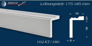 Stuck Fassade Leibungsverkleidung Gera 102 KT 175-185 mm