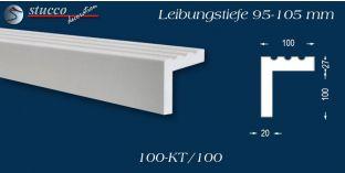 Stuck Fassade Leibungsverkleidung Augsburg 100 KT 95-105 mm