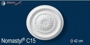 Stuckrosette NMC NOMASTYL® Plus - C15