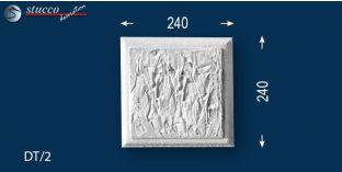 beschichteter Quaderstein mit  rustikalem Muster - Zaire DT-2