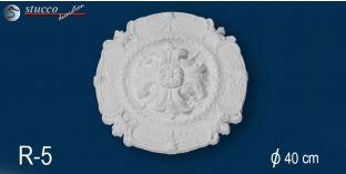 Stuckrosetten Marbet Design® R5