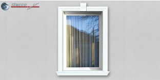20. Fassaden Idee: Fassadenprofile zur Fensterverzierung / Türverzierung