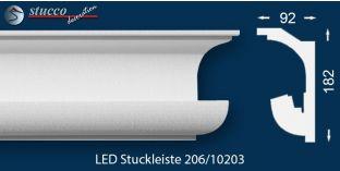 Stuckleisten für indirekte Beleuchtung Nürnberg 206