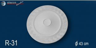 Marbet Design® Stuckrosette R31