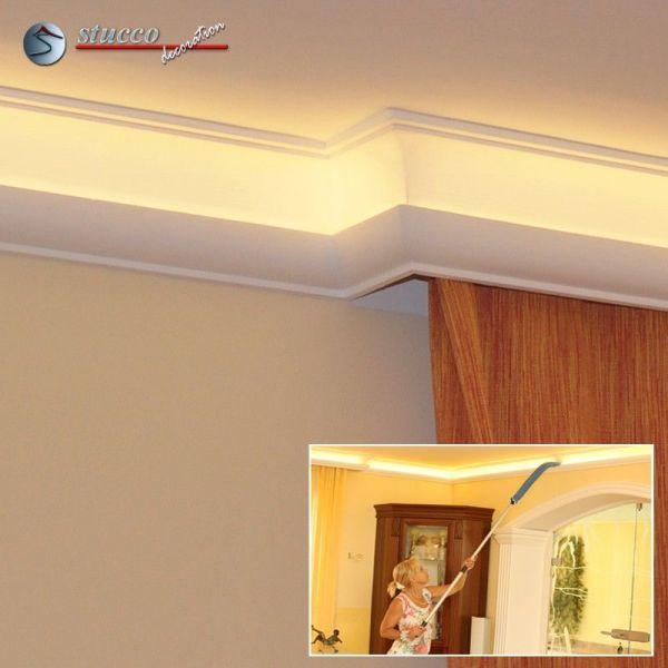 lichtleiste f r direkte und indirekte beleuchtung m nchen. Black Bedroom Furniture Sets. Home Design Ideas