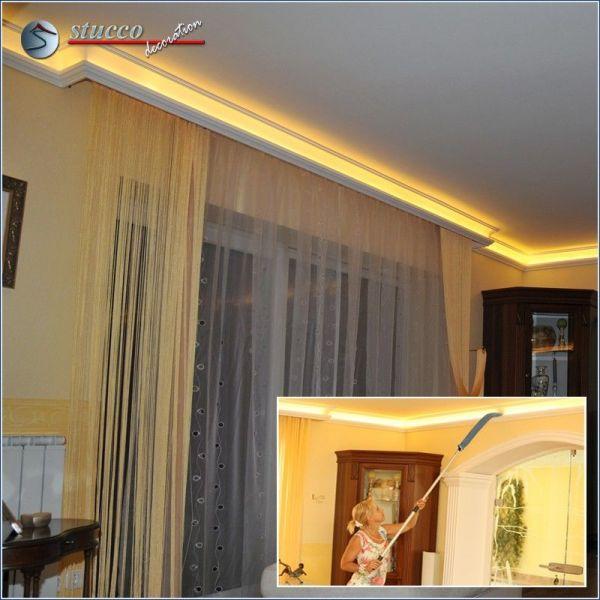 18 leisten f r indirekte beleuchtung bilder indirekte beleuchtung abstand zur wand speyeder net. Black Bedroom Furniture Sets. Home Design Ideas