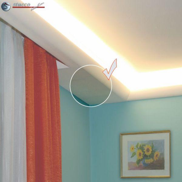 led stuckleiste f r indirekte beleuchtung paderborn 211. Black Bedroom Furniture Sets. Home Design Ideas