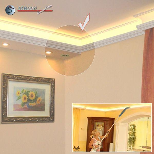 lichtleiste f r direkte und indirekte beleuchtung essen 270 202 plexi plus. Black Bedroom Furniture Sets. Home Design Ideas