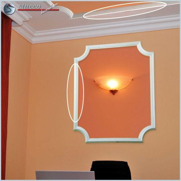 styropor deckenleisten und wandleisten zierleiste freiburg 58. Black Bedroom Furniture Sets. Home Design Ideas