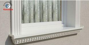 Komplette Fensterbank 106-F
