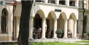 Dekosäulen-Viertel kanneliert mit Beschichtung OBK 220/256