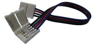RGB LED Eckverbinder 4-polig