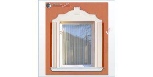 Beschichtete Fassadenprofile Stuckleisten Soul 60