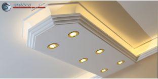 LED Lichtleiste für direkte und indirekte LED Beleuchtung Dortmund 400+2x209