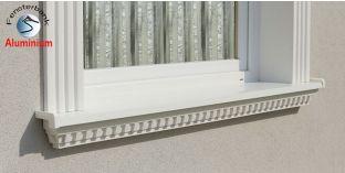 Komplette Fensterbank Freital 106F 570-620-250